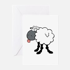 Sheep Greeting Cards (Pk of 20)