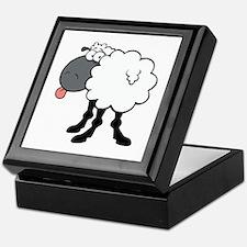 Sheep Keepsake Box