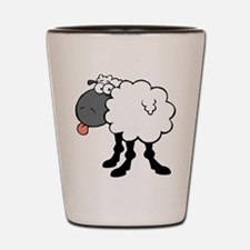 Sheep Shot Glass