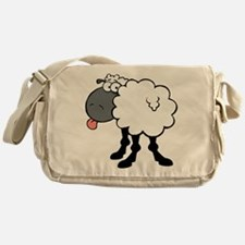 Sheep Messenger Bag
