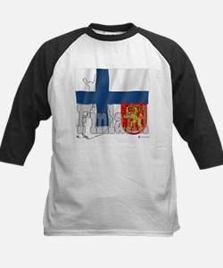 Silky Flag of Finland Tee