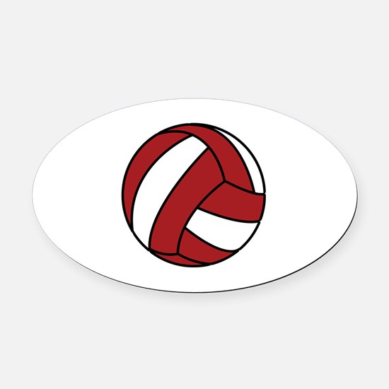 Beach Volleyball Car Magnets Cafepress