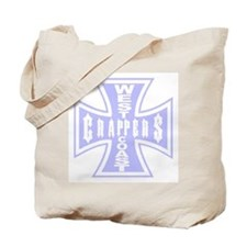 West Coast CRAPPERS Tote Bag