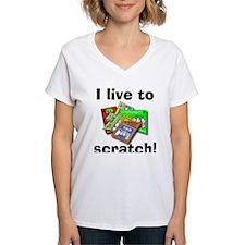 Unique Scratch Shirt