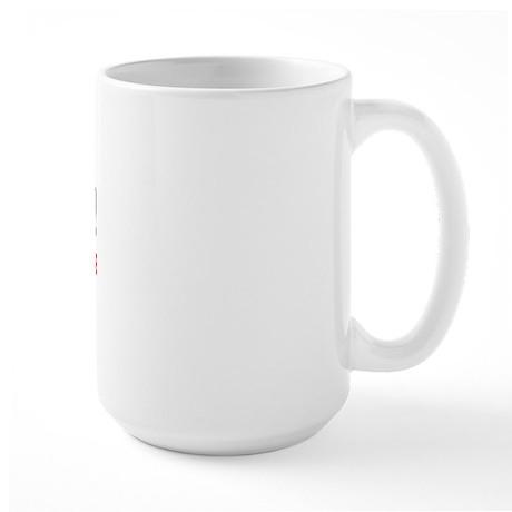 Take Back The Notch Large Mug