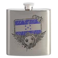Soccer fan Honduras.png Flask