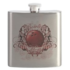 BowlingMom (red).png Flask