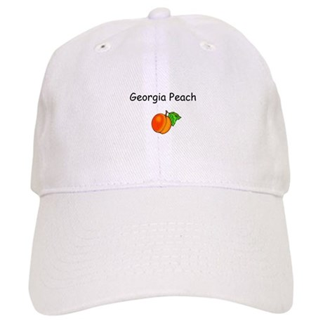 Georgia Peach Souvenir Cap