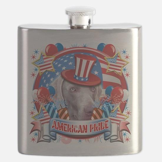 American Pride Weimer.png Flask