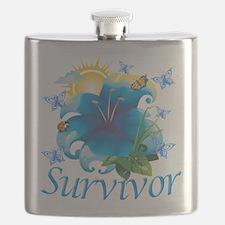 Survivor flower blue.png Flask