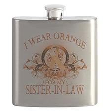 I Wear Orange for my Sister In Law (floral).png Fl