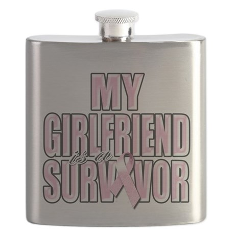 My Girlfriend is a Survivor.png Flask