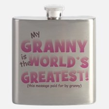 Worlds Greatest Granny pink.png Flask