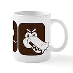 Alligator Swim Mug