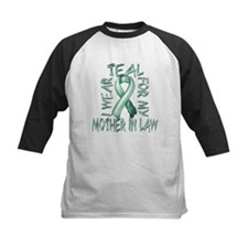 I Wear Teal for my Mother in Law Tee