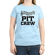 Pit Crew Marching Band T-Shirt