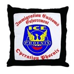 Operation Phoenix Throw Pillow