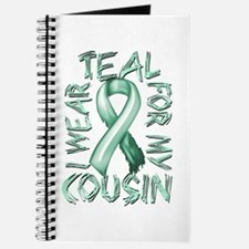 I Wear Teal for my Cousin Journal