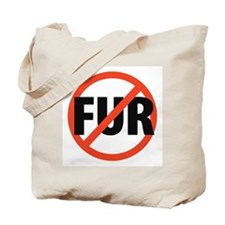 Cute Anti cruelty Tote Bag