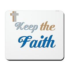 OYOOS Faith design Mousepad