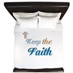 OYOOS Faith design King Duvet