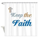 OYOOS Faith design Shower Curtain