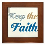 OYOOS Faith design Framed Tile