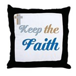 OYOOS Faith design Throw Pillow