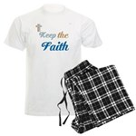 OYOOS Faith design Men's Light Pajamas