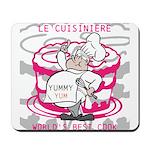 OYOOS Cook Cakes design Mousepad