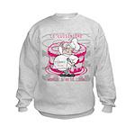 OYOOS Cook Cakes design Kids Sweatshirt