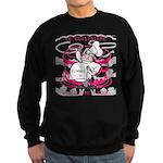 OYOOS Cook Cakes design Sweatshirt (dark)