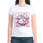 OYOOS Cook Cakes design Jr. Ringer T-Shirt