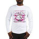 OYOOS Cook Cakes design Long Sleeve T-Shirt