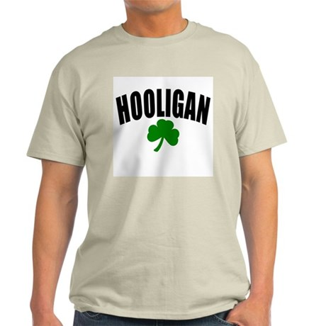 Hooligan Ash Grey T-Shirt