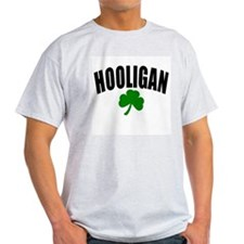 Hooligan Ash Grey T-Shirt
