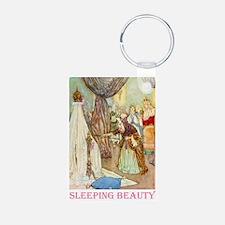 Sleeping Beauty Keychains