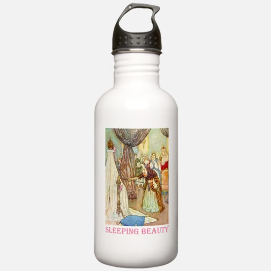 Sleeping Beauty Water Bottle