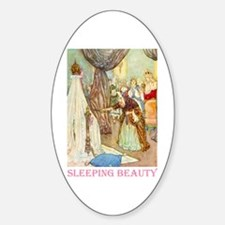 Sleeping Beauty Decal