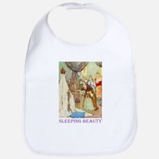 Sleeping Beauty Bib