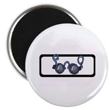 "Swimming 2.25"" Magnet (10 pack)"