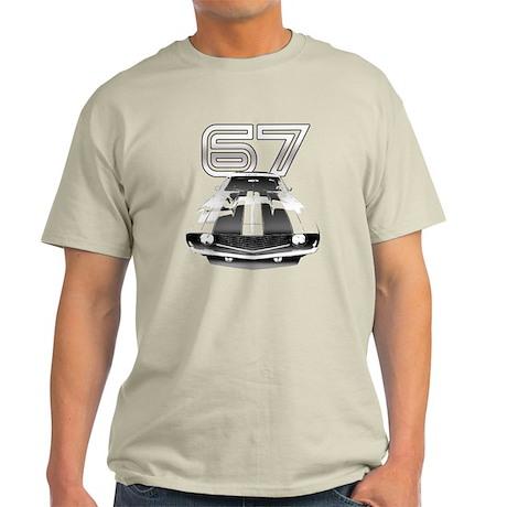Camaro Black 1967 T-Shirt