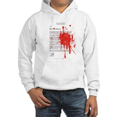 Re: Your Brains Hoodie