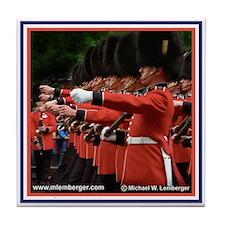 Royal Guard Tile Coaster