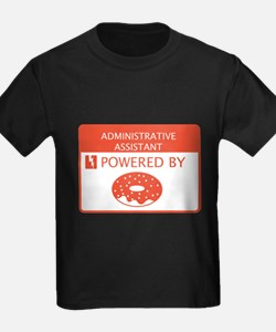 Administrative assistant powered by Doughnuts T
