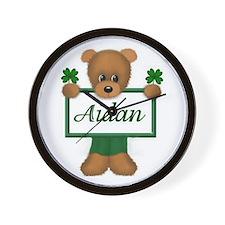 'Aidan' Wall Clock