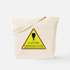danger1.png Tote Bag