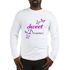 OYOOS Sweet Dreams design Long Sleeve T-Shirt