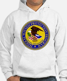Witness Protection Jumper Hoody