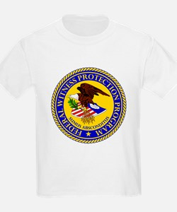 Witness Protection Kids T-Shirt